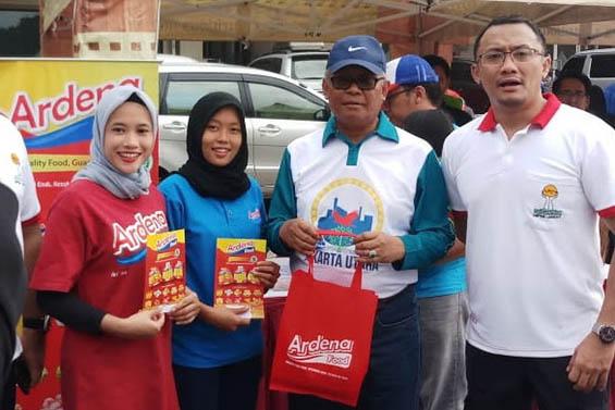 Berbagi Sehat Bersama Walikota Jakara Utara