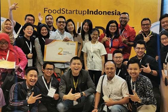 50 Culinary Start-ups Join Curation in Surabaya